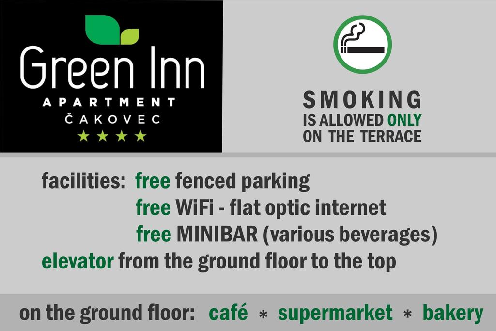 Apartman Green Inn